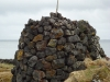 A Big Cairn and a Pole
