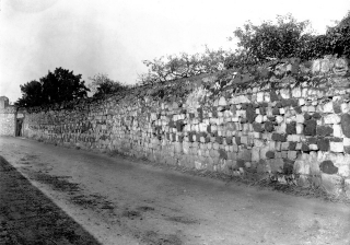 Manor Wall made with Frobisher's