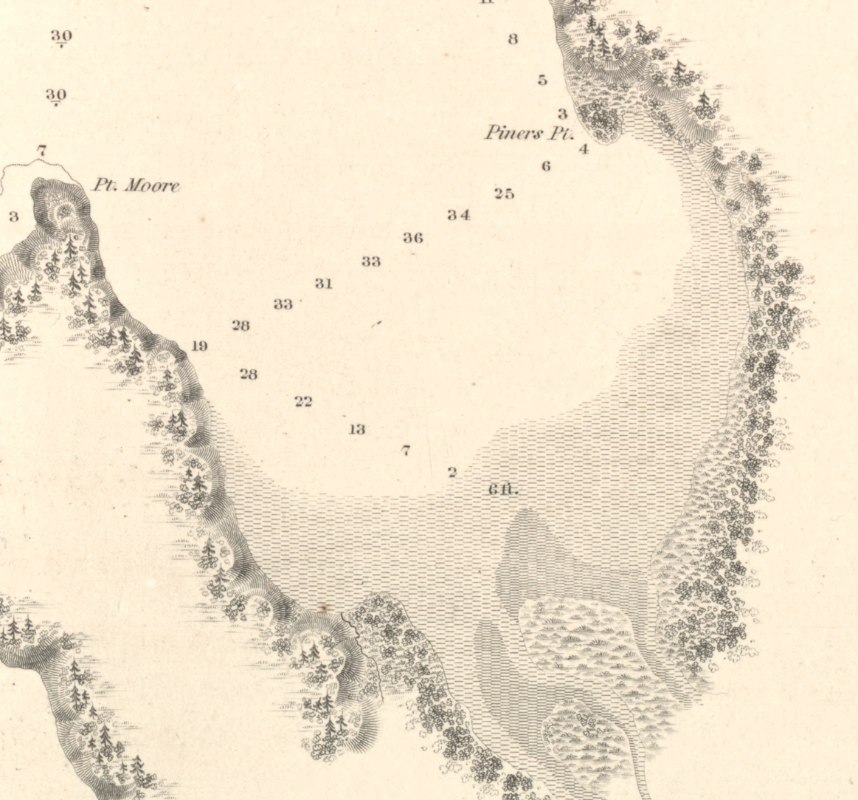 Seattle 1841 – aka Piner Point | GeologyWriter.com