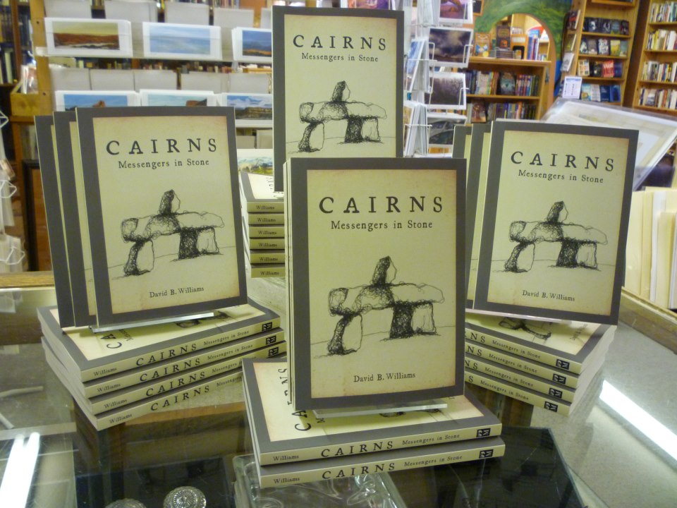Cairns is in stores.