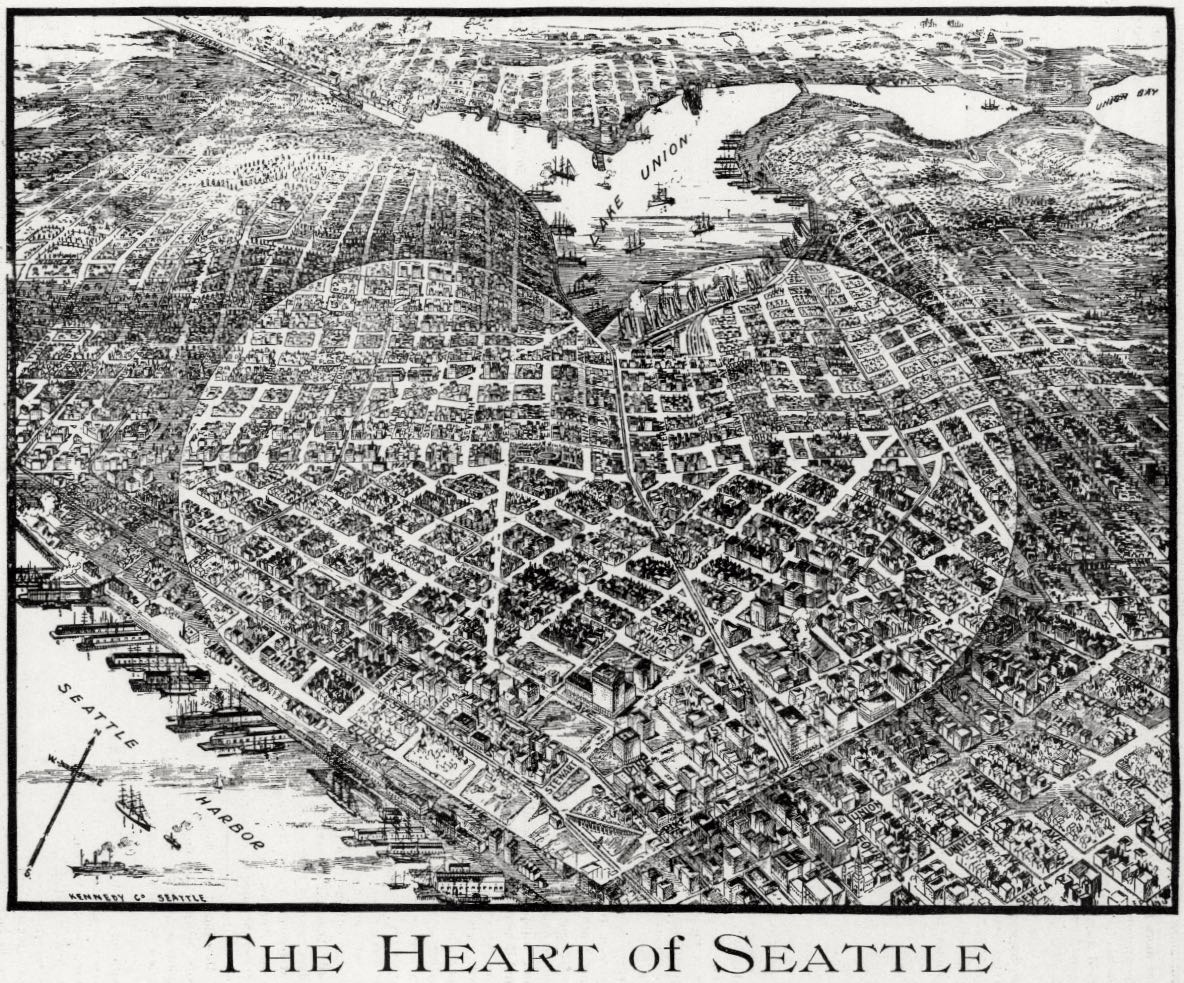 the geology of seattle Lecture 1--pnw landscape including sudden failure of steepened hillsides in seattle and the geology you see in the pacific northwest today is the result.