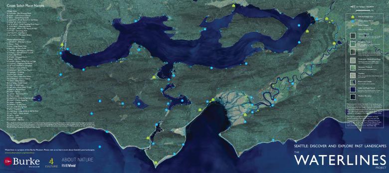 Waterlines Map