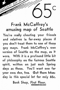 April 23, 1933 Advertisement