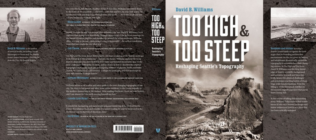 Too High and Too Steep - the jacket