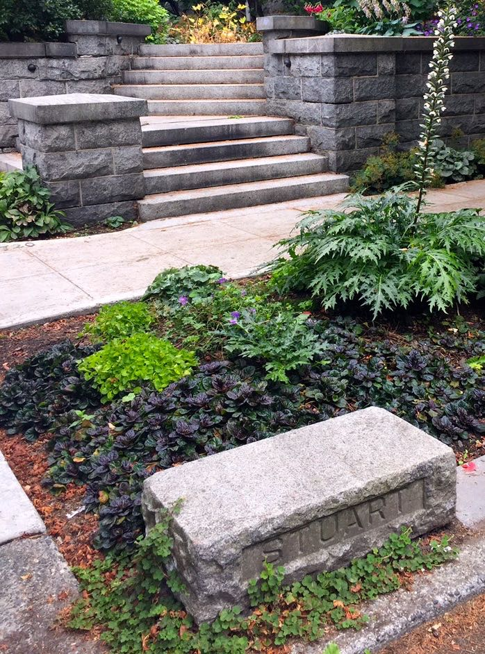 Stuart Stepping Stone