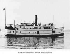 Steamer F. G. Reeve