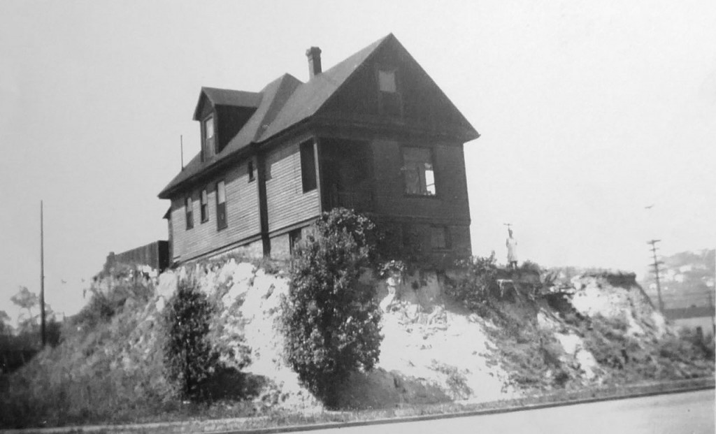Brownfield House - Post-regrade