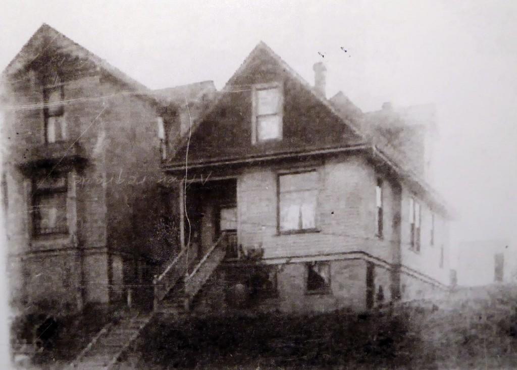 Brownfield House - Pre-regrade